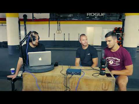 Sands Fitness Podcast 04- How to improve your gymnastics