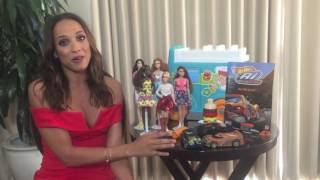 Dania Ramirez nos cuenta cuáles son sus juguetes favoritos