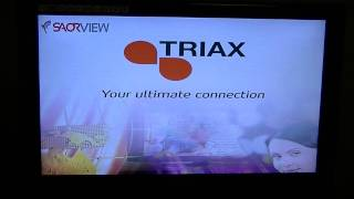 Triax TSC114 Saorview Combo - Tune in UK Channels using Satellite Autoscan