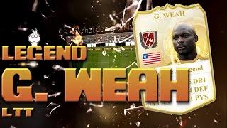 Kênh LTT | Review George Weah WL - FIFA Online 3 Việt Nam