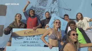 WSL Surf Breaks: Vans Duct Tape Invitational