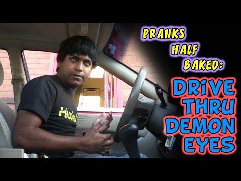 Drive Thru Demon Eyes