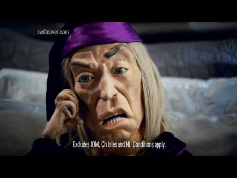 Swiftcover Car Insurance Ad 2011 - Top n' Tail - YouTube