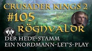 Let's Play Crusader Kings 2 – Der Hede-Stamm #105: Die heilige Vorhaut (Rollenspiel/deutsch)