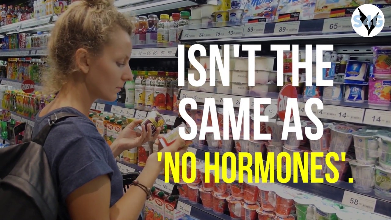 The Truth About 'Hormone Free' Milk