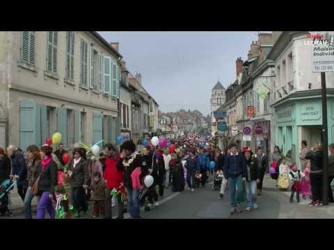 Carnaval de Cosne-Cours-Sur-Loire 2014 par le Studio lecman