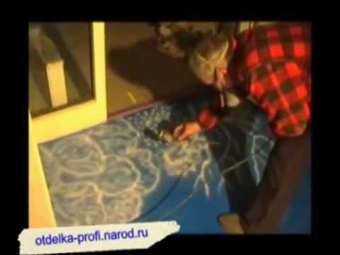 видео: 3d пол эпоксидные наливные полы