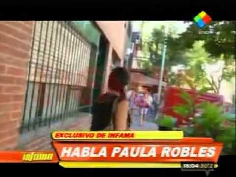 ¿Qué dijo Paula Robles sobre la separación de Marcelo Tinelli y Guillermina Valdés?