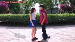 Sou Luna-Nina e Gastón se Beijam