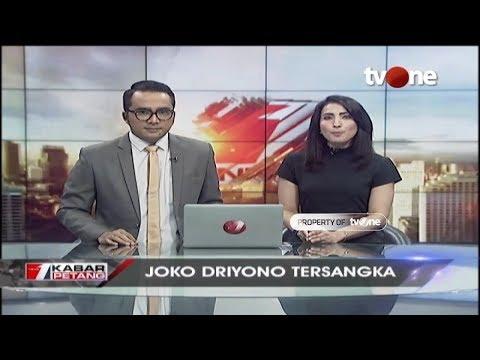RESMI! Plt Ketua Umum PSSI, Joko Driyono Jadi Tersangka!