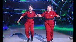 "Alana ""Honey Boo Boo"" Thompson & Tristan Ianiero - Dancing With The Stars Juniors Episode 4"