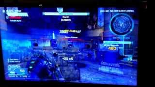 How to kill 25 gold skitterling pursuit (Defiance-PS3)
