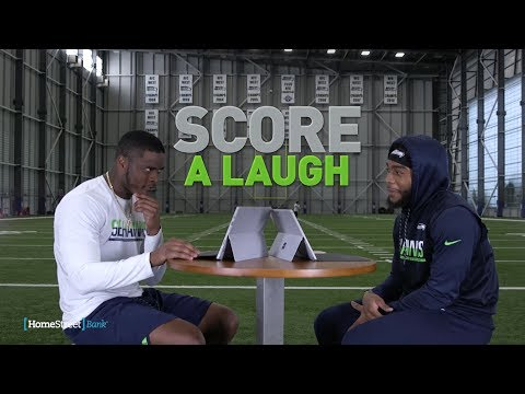 Score A Laugh - Mike Tyson & Tedric Thompson