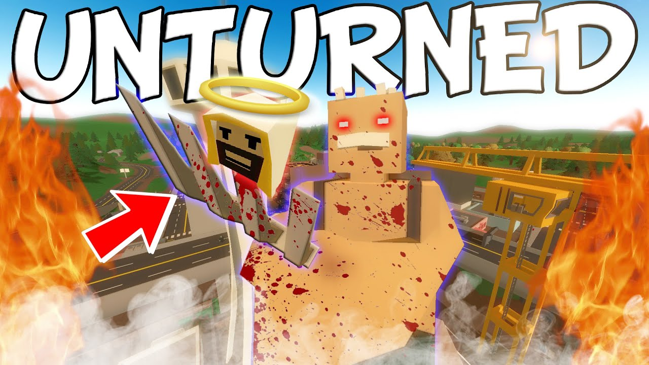 Download Unturned Funny Moments With Friends - ADAM'S BREAKDOWN!