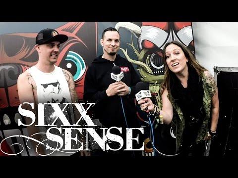 Sixx Sense Interviews Mark Tremonti & Garrett Whitlock of Tremonti