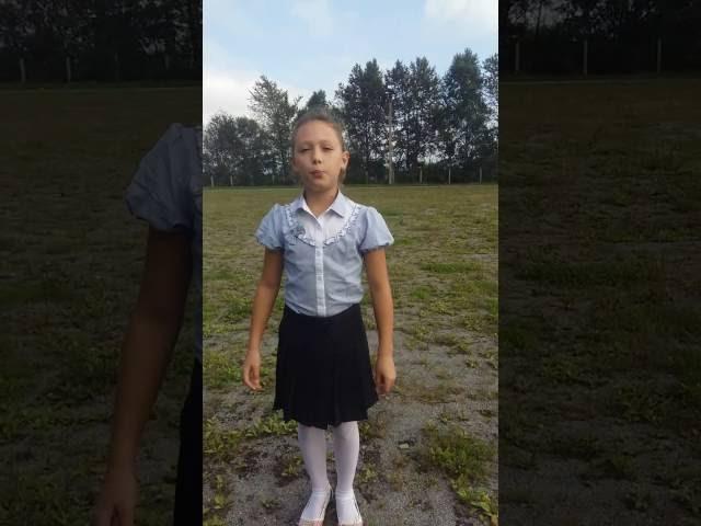 Алина Пальцева читает произведение «Зацвела на воле в поле бирюза» (Бунин Иван Алексеевич)