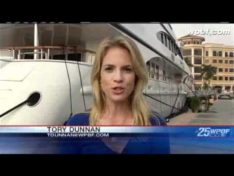 Great Names, Giant Yachts On Display At Boat Show
