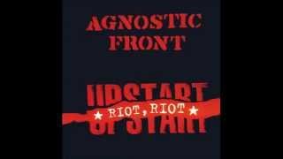 Agnostic Front - Riot, riot, upstart (full album)