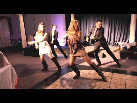 Jay Rodriguez - Carta De Dios (Bless Dance Crew) Bachata Dance