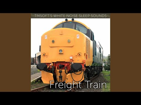 Freight Train Sound