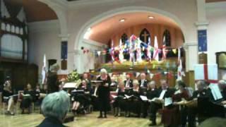 Killigrew Singers - Merrie England, O Peaceful England