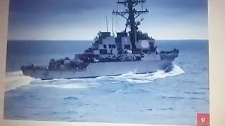 !CHINA CLAIMS SOVEREIGNTY! ~US NAVY WARNED! FITZGERALD DISABLED!