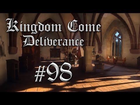 Kingdom Come Deliverance #98 - Kloster-Alchemie - Kingdom Come Deliverance Gameplay German