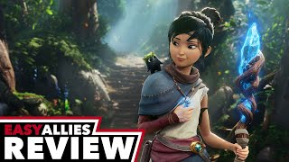 Kena: Bridge of Spirits - Easy Allies Review (Video Game Video Review)