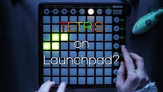 Nev Plays: Tetris Hero 98% Expert (Launchpad Edition)