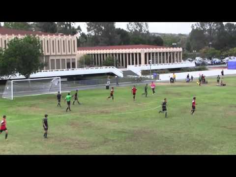 Santa Monica United vs. FCLA 1st half