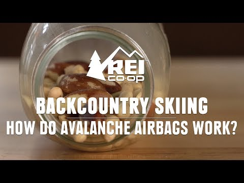 How Do Avalanche Airbag Packs Work? || REI
