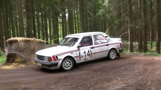 Rallye Český Krumlov 2016 | H14 | Jan Frei - Petr Šlegl