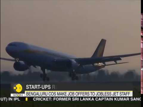 Start-ups reach out to Jet Airways staff in Bengaluru