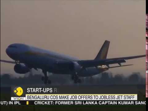 Start-ups reach out to Jet Airways staff in Bengaluru