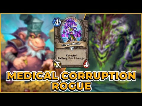 11 CORRUPTED CIRCUS MEDICS IN ONE GAME? Ridiculous Burst and Value with Medical Corruption Rogue!