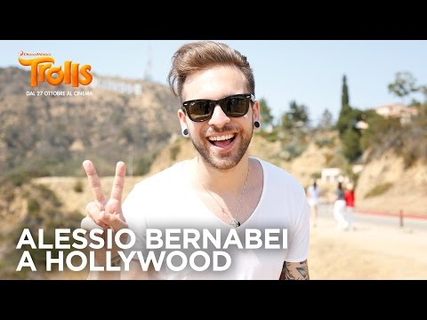 La collina di Hollywood | Video-Diario by Trolls | 20th Century Fox