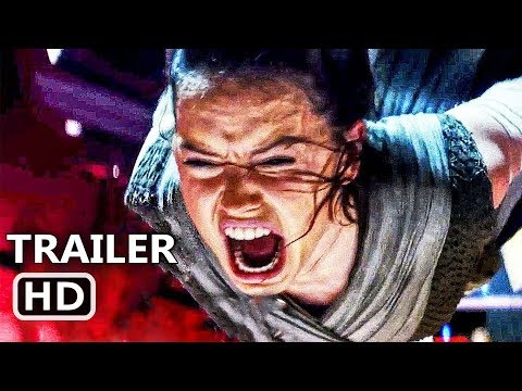 Thumbnail: STAR WARS 8 The Last Jedi International Trailer (2017) Disney Movie HD