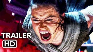 STAR WARS 8 The Last Jedi International Trailer (2017) Disney Movie HD