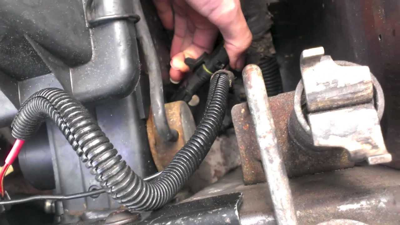 1995 Jeep Grand Cherokee Wiring Diagram How To Wire Smoke Detectors 89 Electric Fan Temperature Switch Replacement - Youtube