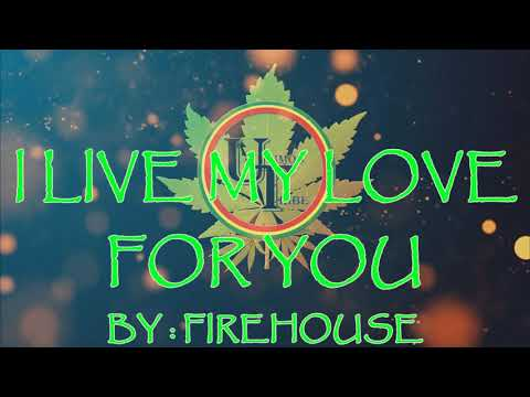 I Live My Life For You - Firehouse | Official Karaoke Video