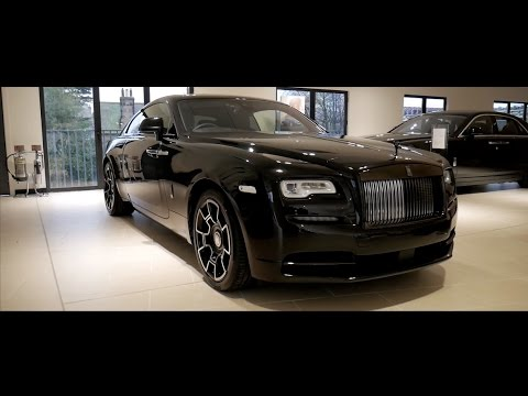 2017 rolls royce wraith black badge youtube. Black Bedroom Furniture Sets. Home Design Ideas