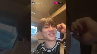 20210208 U-KISS Lee Junyoung Instalive (유키스 이준영)