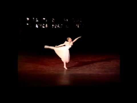 Fantasía de Ballet Giselle