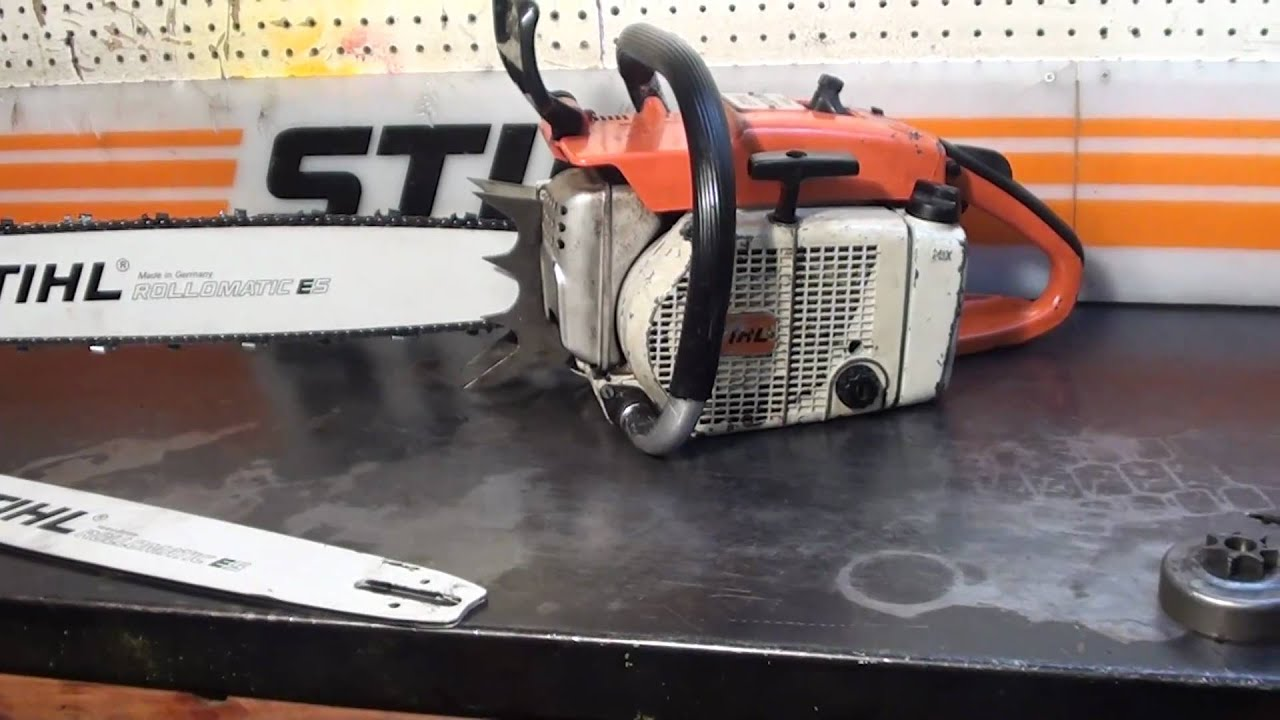 056 Stihl Chainsaw Diagram Chainsaws Sizes Wire Diagrams 041 Engine The Guy Shop Talk Repair Of Carls Youtube Model Numbers