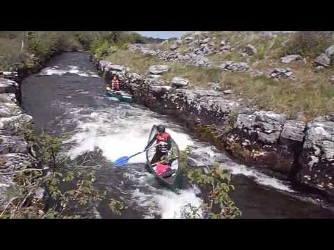 Level 3 Open Canoe Skills Course In Galway