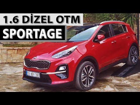 Test - Kia Sportage 1.6 Dizel Otomatik (2019)