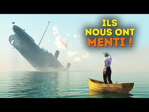 La Vérité Sur le Titanic a Enfin été Révélée