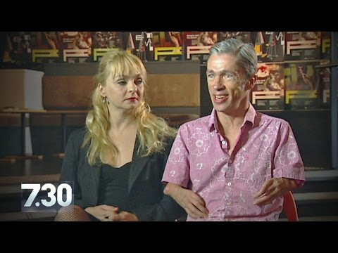 'Freak and the Showgirl': Mat Fraser speaks