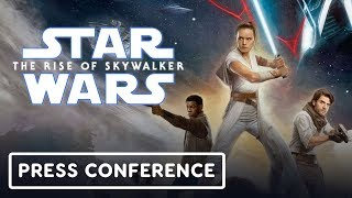 Star Wars: The Rise of Skywalker - Global Press Conference - Part 1