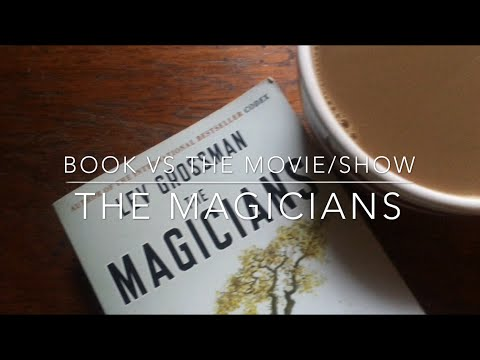 THE MAGICIANS / BOOK VS. SHOW